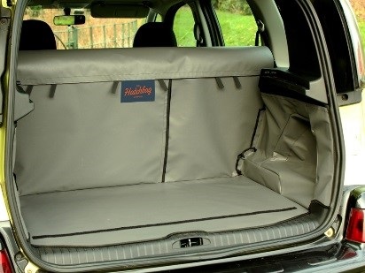 a grey boot liner